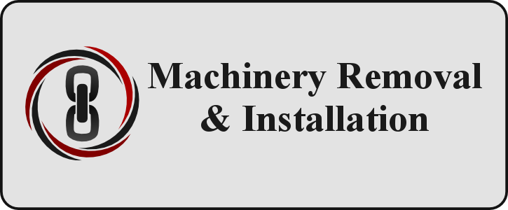 service machinery removal